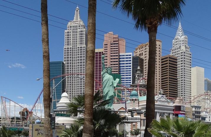 Roteiro Las Vegas