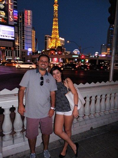 Roteiro Las Vegas Paris