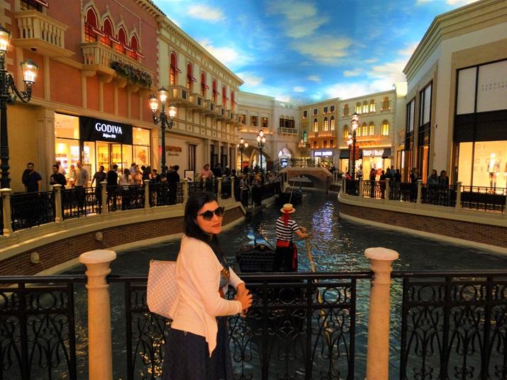Roteiro Las Vegas Venetian