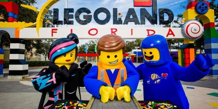 Legoland Novidades Orlando 2019