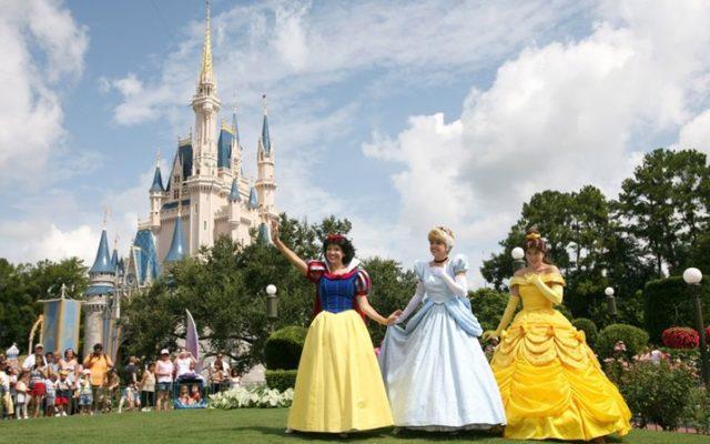 Onde encontrar as Princesas da Disney?
