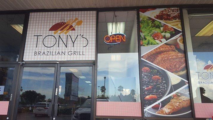 Tony's restaurante brasileiro em orlando