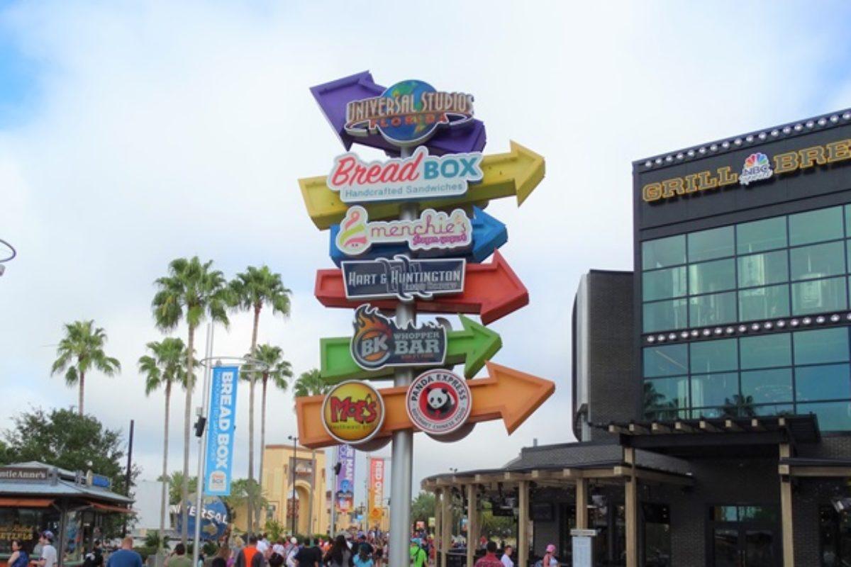 Universal Citywalk: complexo de entretenimento em Orlando