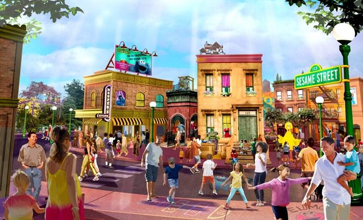 Novidades de Orlando em 2019 Sesame Street