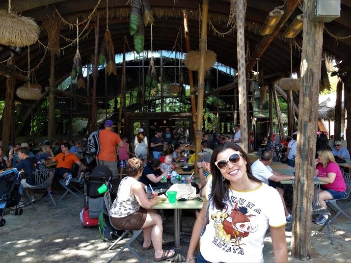 Satu'li Canteen restaurante Avatar