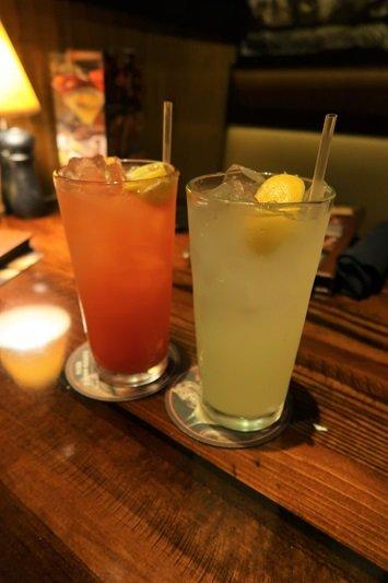 Longhorn Orlando bebida