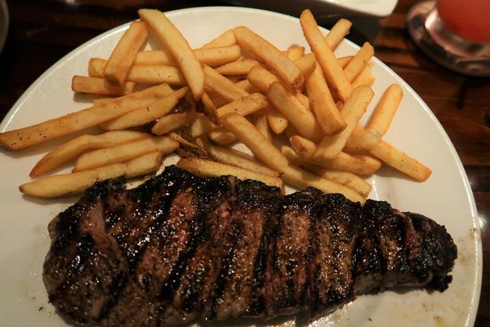 Longhorn Orlando carnes