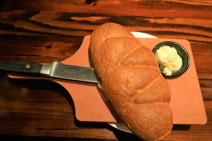 Longhorn Orlando pão