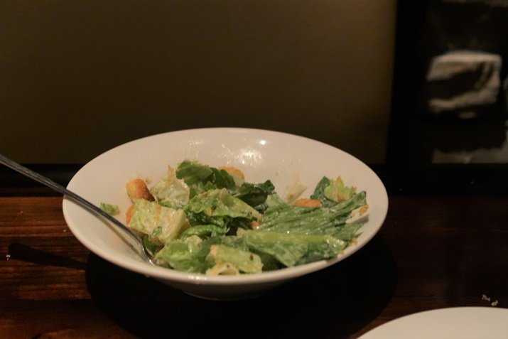 Longhorn Orlando salada