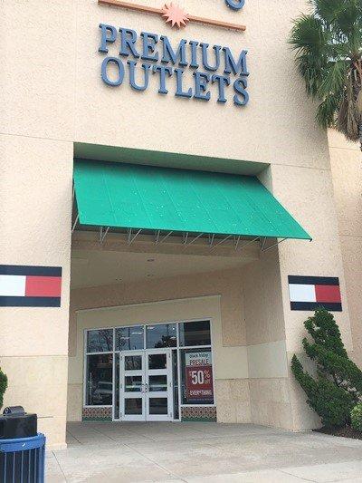 Perfumes em Orlando Outlets