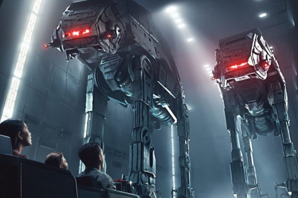 Novidades da Star Wars Land- está ficando demais!