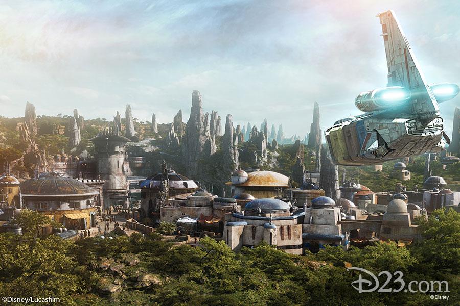Novidades da Star Wars Land Disney
