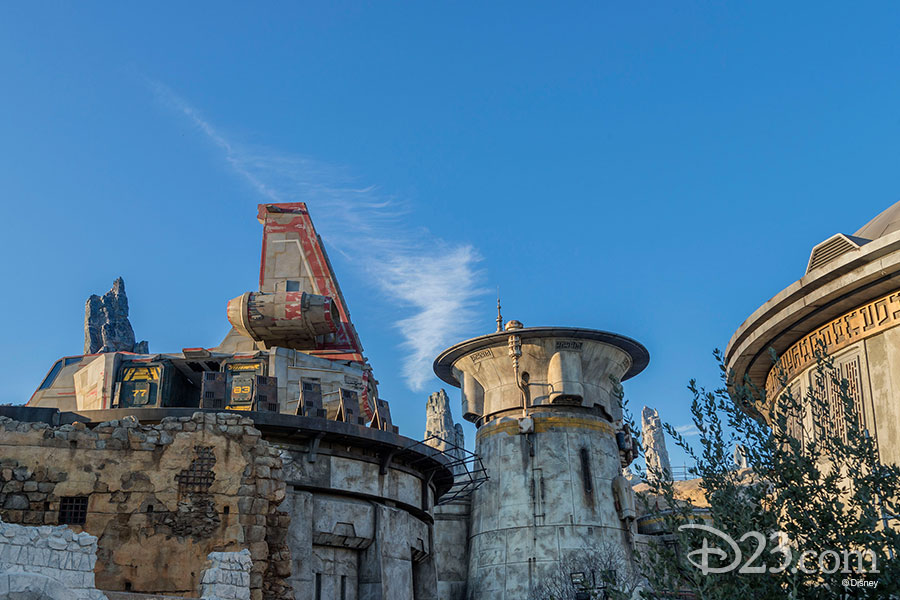 Novidades da Star Wars Land Hollywood Studios