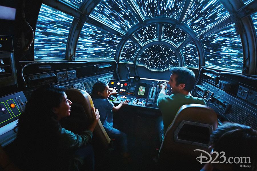 Novidades da Star Wars Atrações