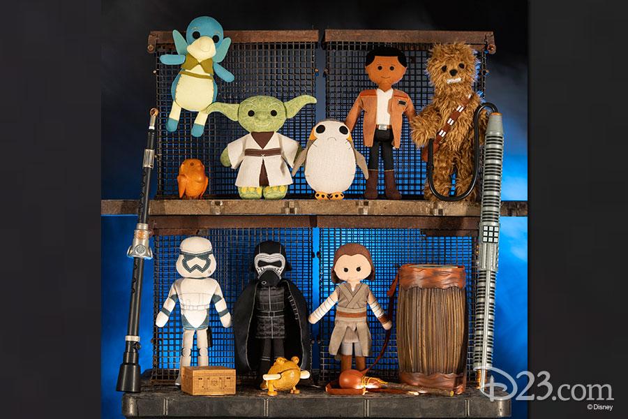 Novidades da Star Wars Compras