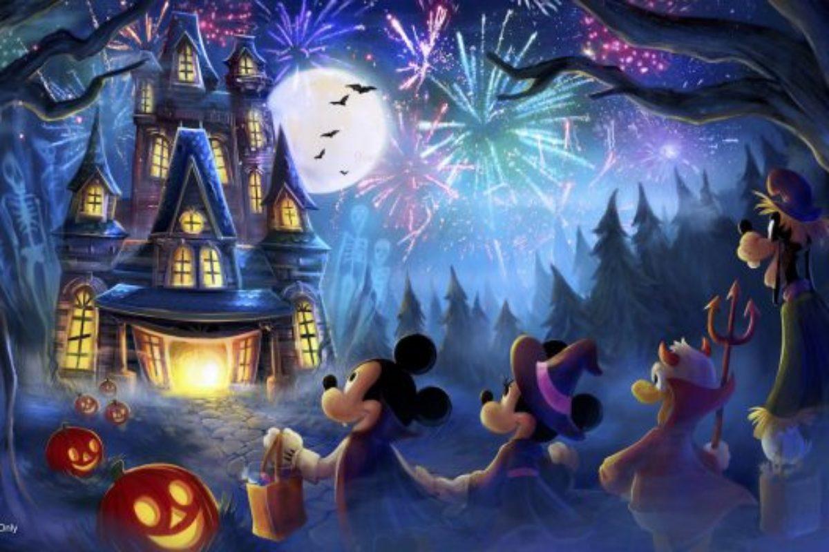 Novo show e desfile de Halloween da Disney