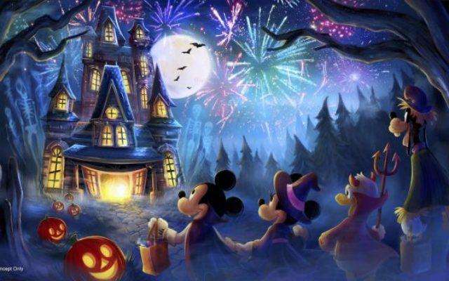 Novo show de Halloween da Disney