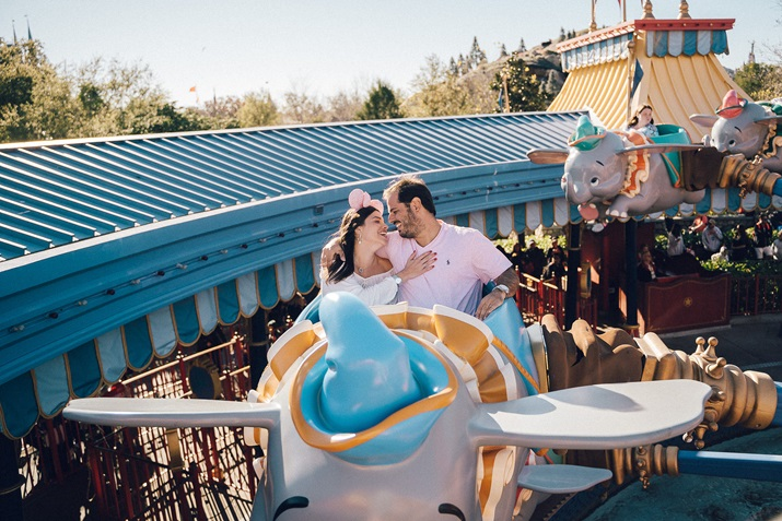 Fotos na Disney Ensaios Fotograficos Dumbo