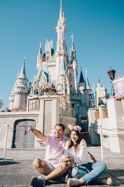 Fotos na Disney Ensaios Fotograficos