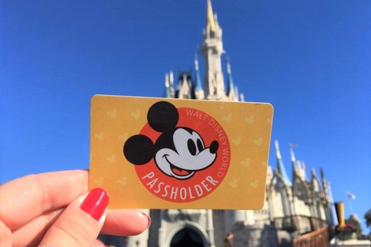 Passe Anual da Disney: parque durante o anotodo!