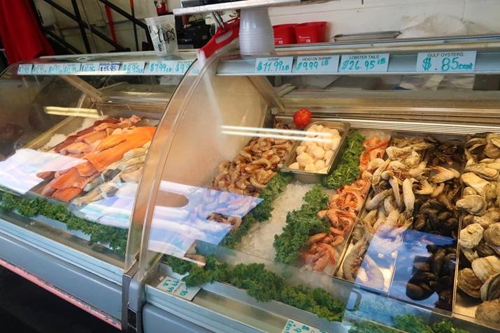 Bar Harbor Seafood frutos do mar Orlando