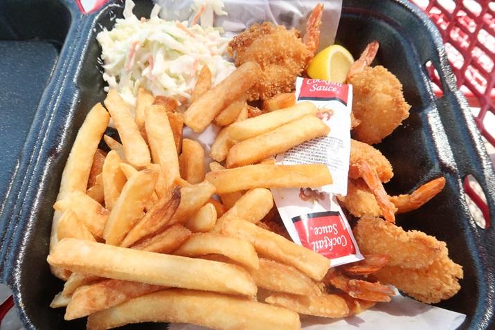 Bar Harbor Seafood peixe