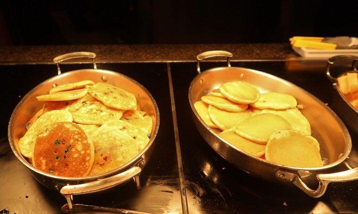 Boma waffle panqueca