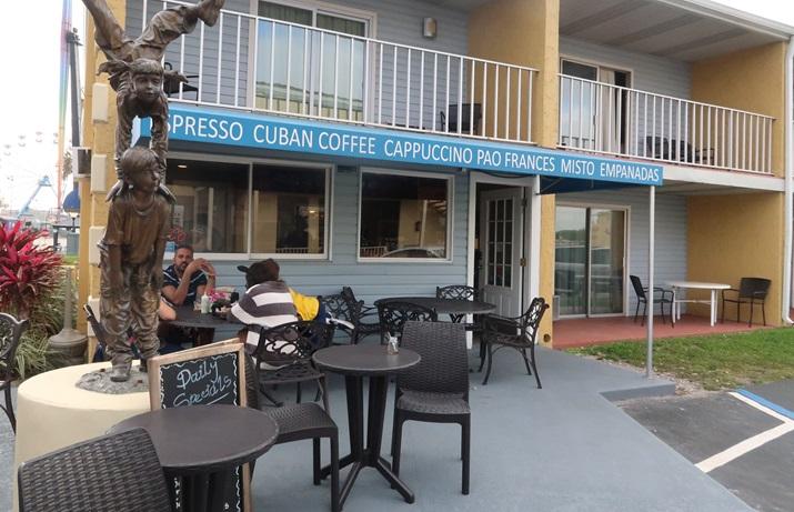 Celebration Suites Orlando café da manhã