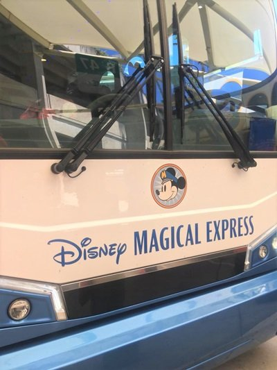 Disney's Magical Express onibus
