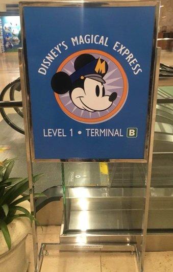 Disney's Magical Express orlando