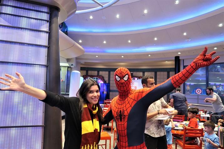 super heróis na Universal Homem Aranha