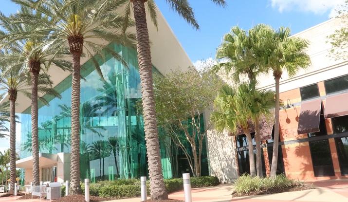mall at millenia shopping em orlando