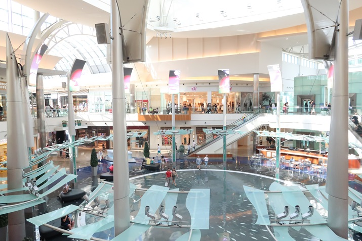 mall at millenia shopping Orlando