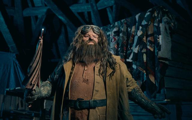 Novidades da montanha russa de Hagrid na Universal