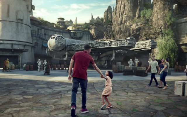Reservas para Star Wars: Galaxy's Edge da California estão abertas!