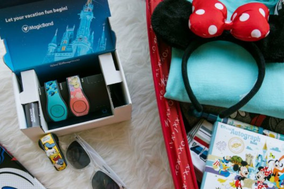 Upgrade de MagicBand para hóspedes da Disney