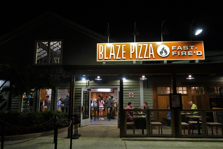 Blaze Fast Fired Pizza