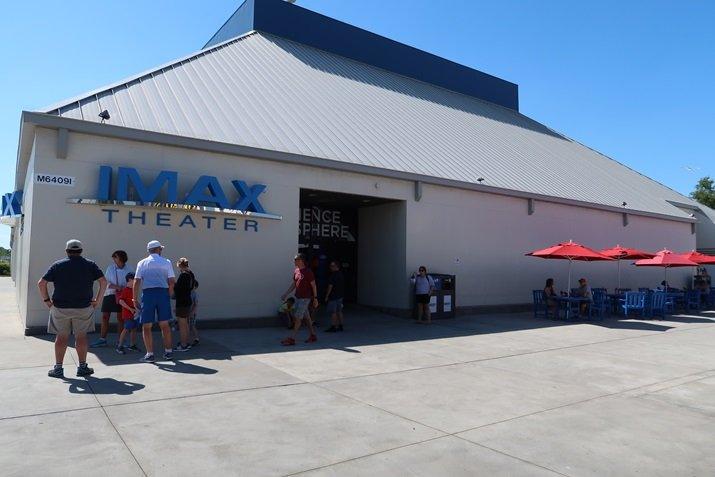 Kennedy Space Center iMax