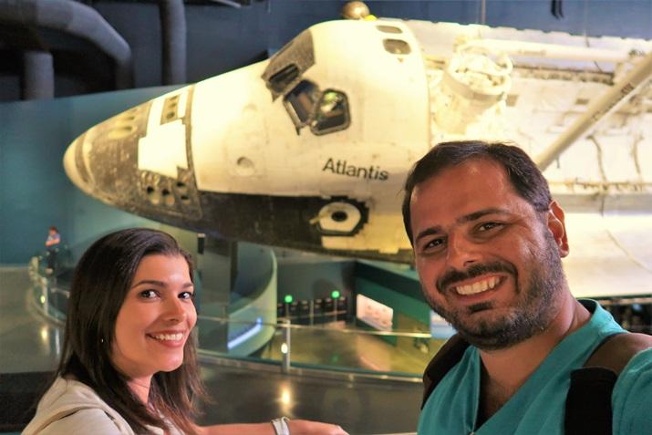 NASA Atlantis Onibus Espacial
