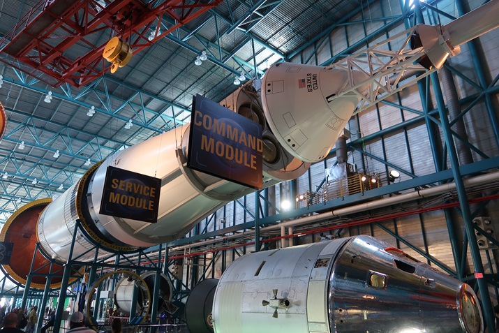 Kennedy Space Center Foguete