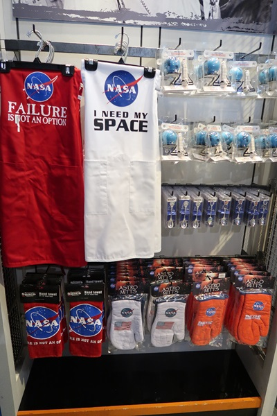 Kennedy Space Center Produtos
