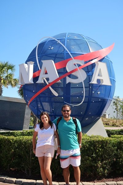 Kennedy Space Center Orlando Atração