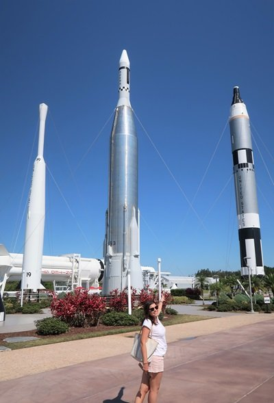NASA Jardim de Foguetes