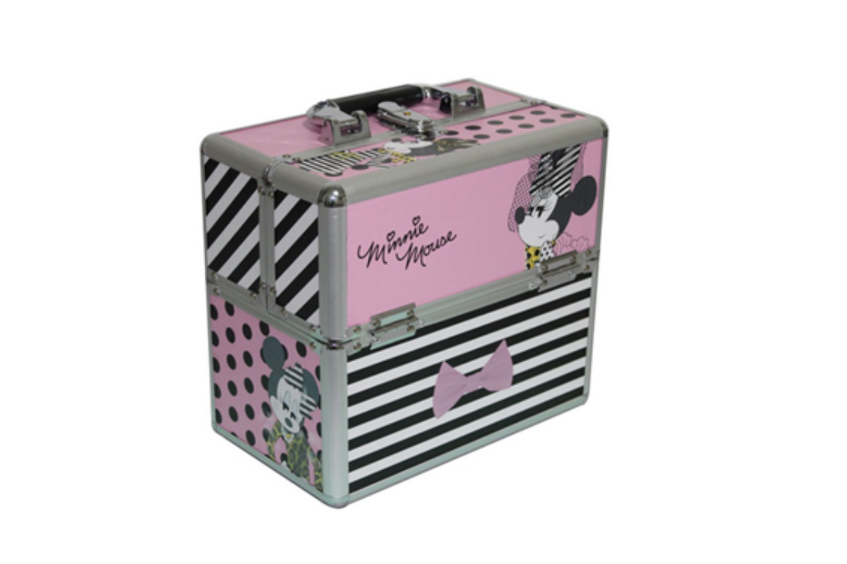 As maletas de maquiagem da Disney da RYTOP