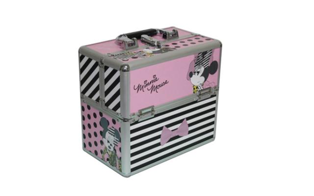 As maletas de maquiagem da Disney da RY TOP