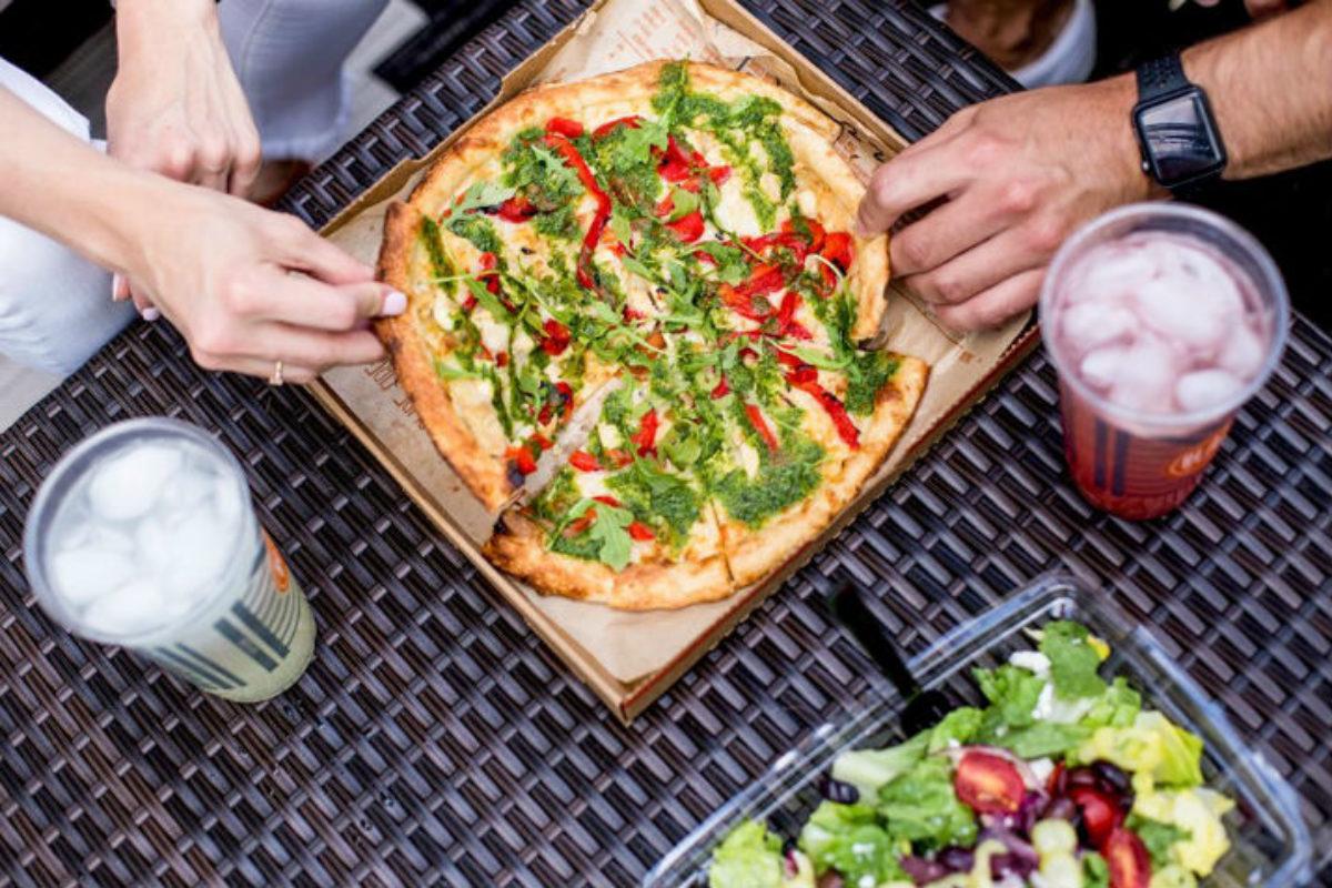 Blaze Pizza: delícia em Disney Springs