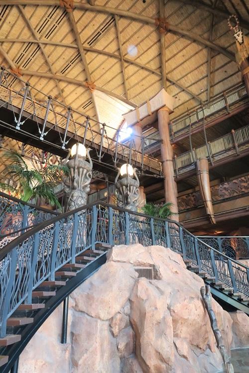 hotel de luxo da Disney