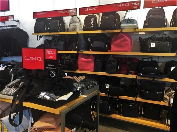 Outlet Marketplace Calvin Klein