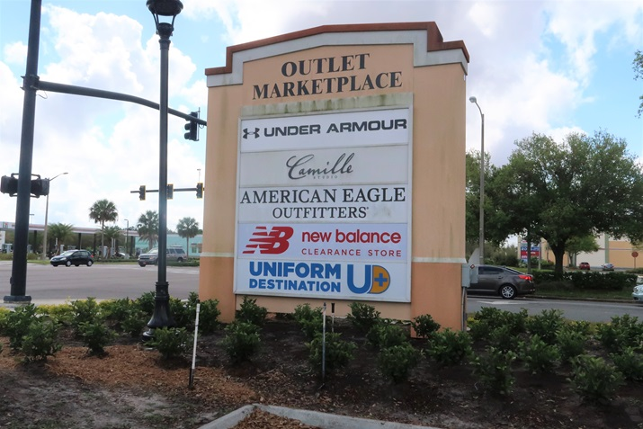 Outlet Marketplace Orlando Compras