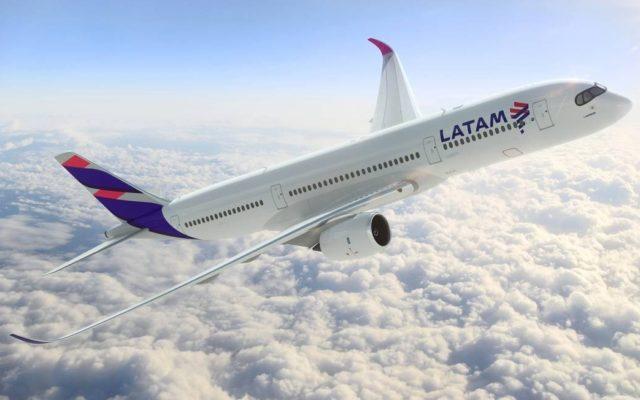 LATAM irá cobrar por bagagem despachada em voos para osEUA